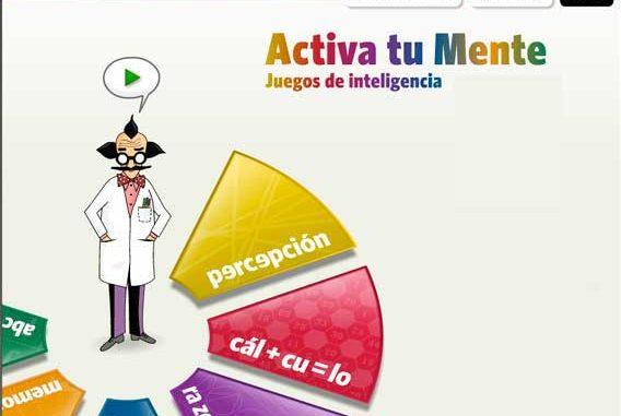Ejercitar las neuronas con Activa tu mente