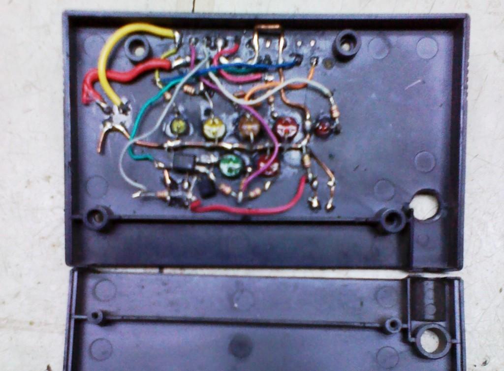 Probador de fuente (circuito)