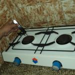 Encendedor práctico para cocina de gas