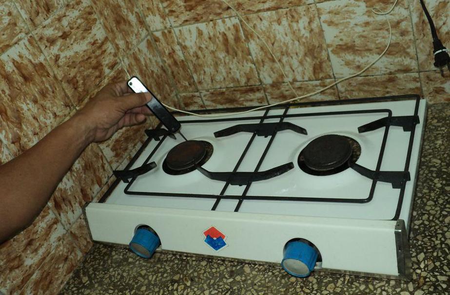 Encendedor Practico Para Cocina De Gas Revista Tino Issn 1995 9419