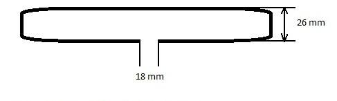 Figura 4. Diseño del Dipolo Plegado