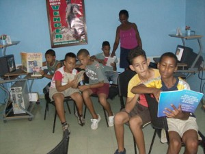 La promoci+¦n de la lectura desde el Joven Club Baracoa I