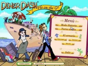 Dinner Dash Flo on the go