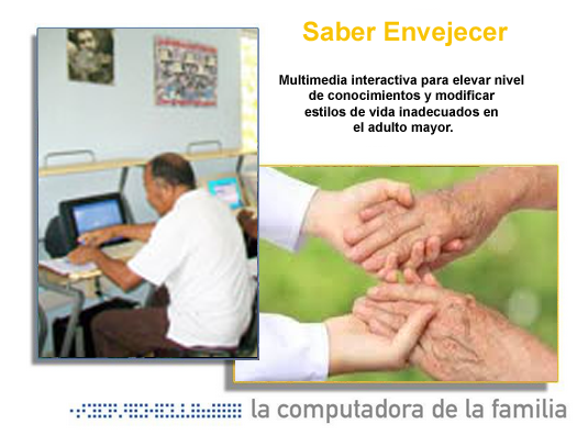 Multimedia para el adulto mayor