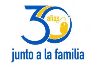 30 años junto a la familia