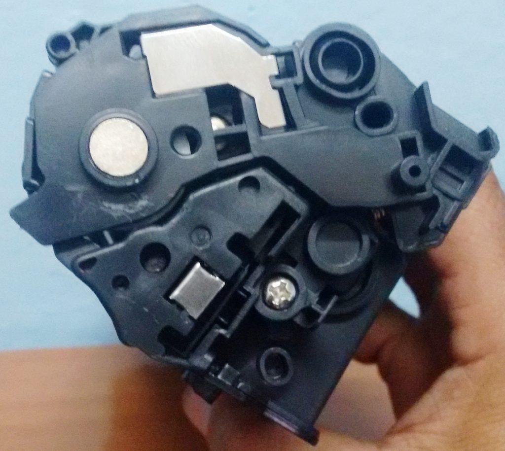 Adaptación del tóner CF283A a la impresora HP LaserJet P1606dn