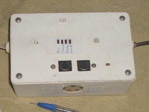 Probador de Ratón PS2 para computadora