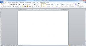 Procesadores de textos - Microsoft Word