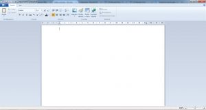 Procesadores de textos - WorPad