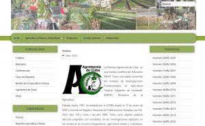 Revista Agrotecnia de Cuba