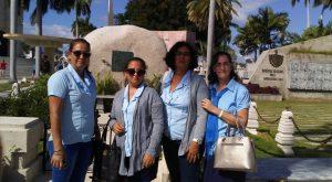 Entrevista a Nancy. Las cuatro villaclareñas rinden tributo a Fidel