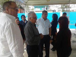 Ministro de Comunicaciones visita Joven Club en capital de Mayabeque