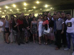 Delegados de los JC a Informática 2018
