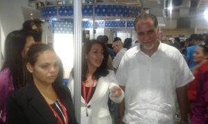 René Gonzáles en Informática 2018