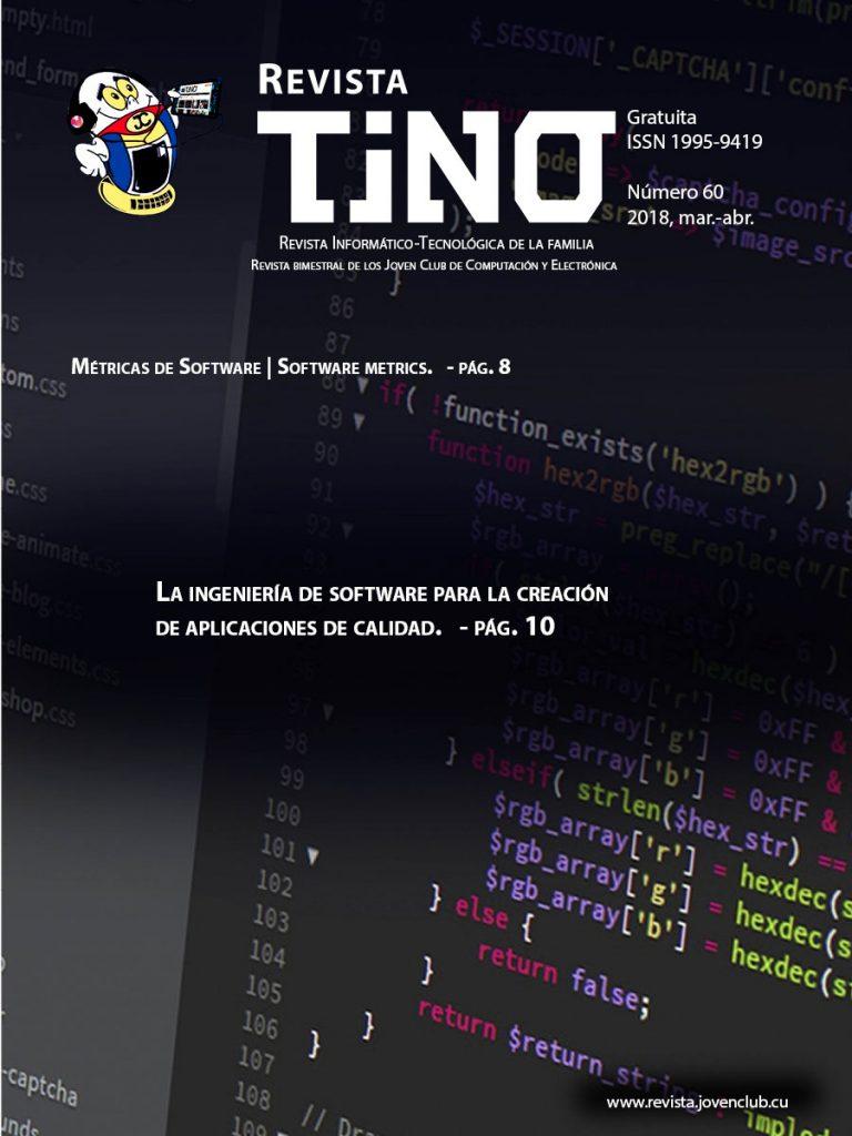 revista informático - tecnológica