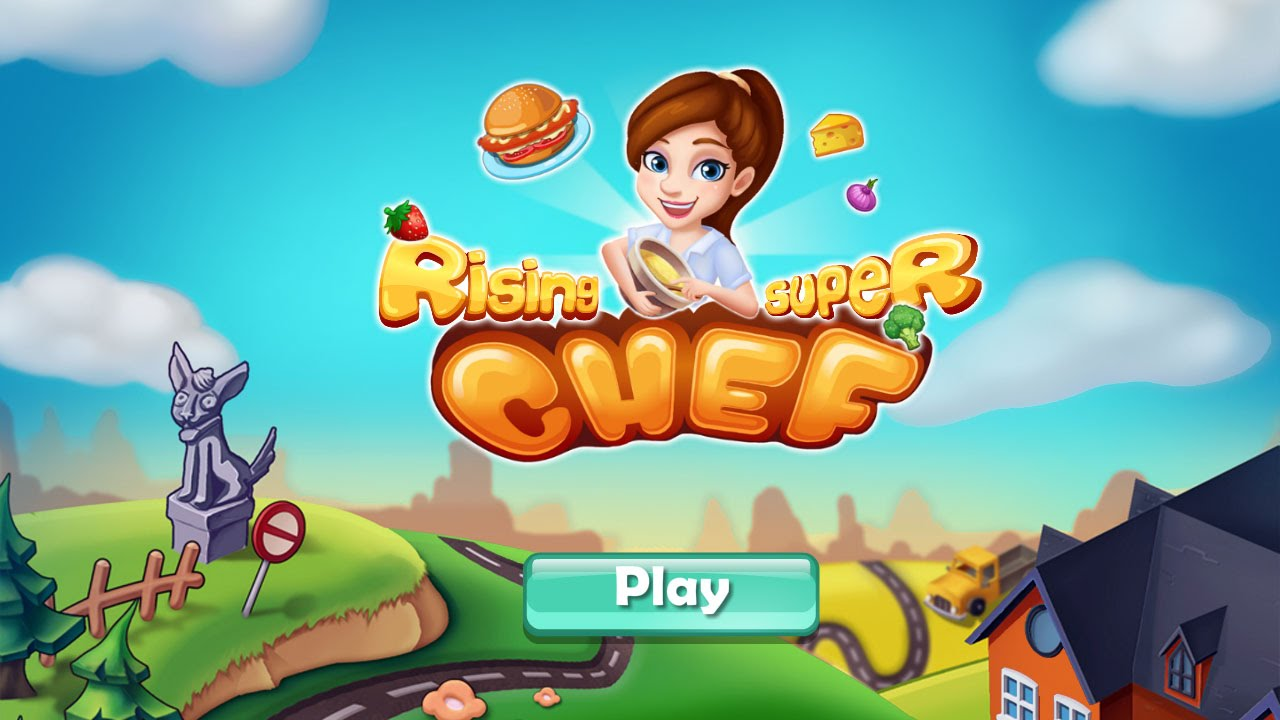 Rising Super Chef