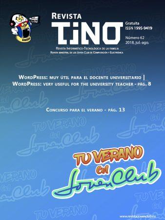 Revista Tino Número 62