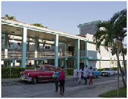 """Foto 2. Hospital de Rehabilitación """"Julito Díaz"""""""