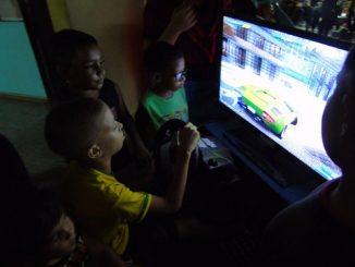 Joven Club en el Hospital de Rehabilitación «Julito Díaz»
