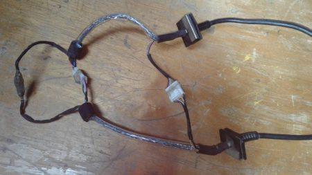 Figura 3. Cable VGA - VGA terminado.