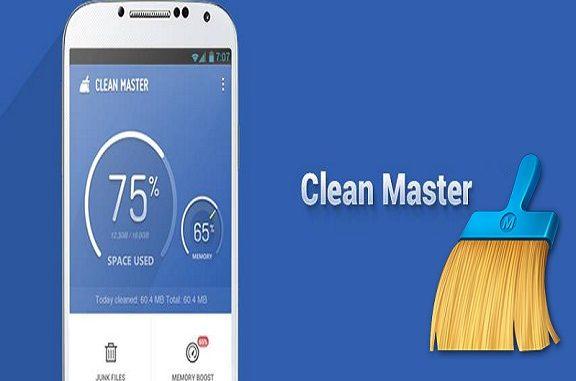 Figura 1. Aplicación Clean Master para Android. Revista Tino