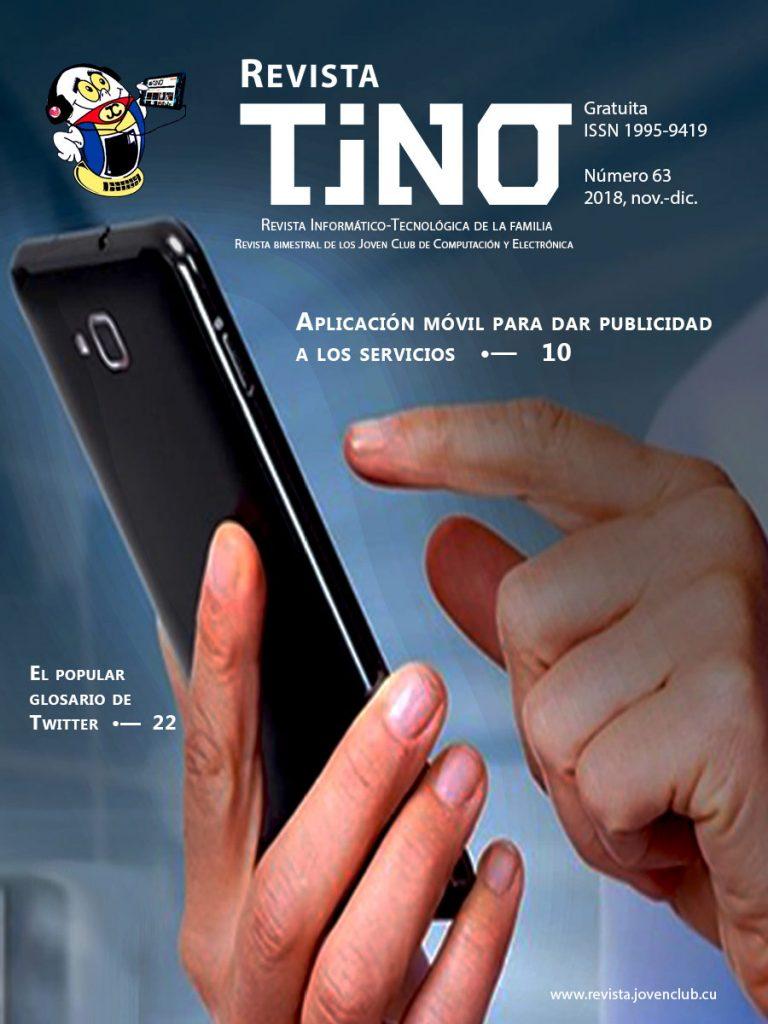 Revista Tino Número 63