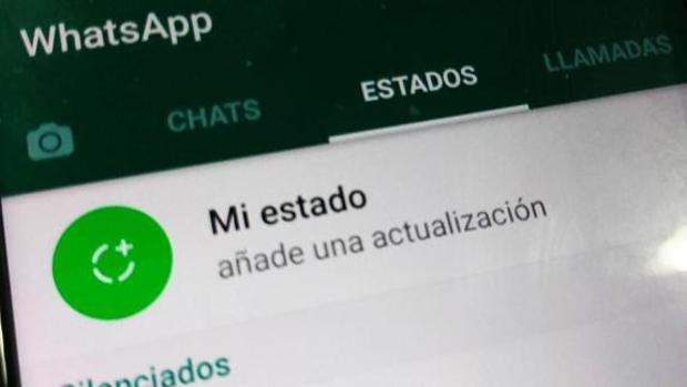 Figura 1. Aplicación WhatsApp Messenger