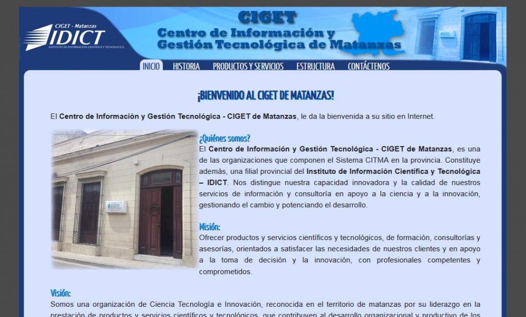 CIGET Matancero - Revista Tino