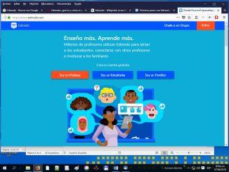 Plataforma Edmodo - Revista Tino