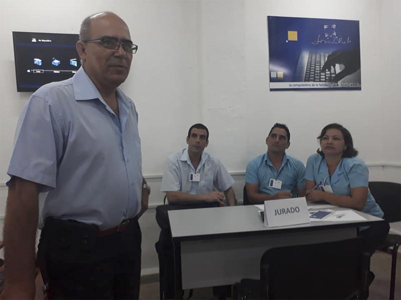 Infoclub y ENCEC en Matanzas. Premio Relevante - Revista Tino