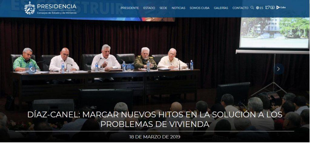 Sitio Web del Gobierno de Cuba - Revista Tino