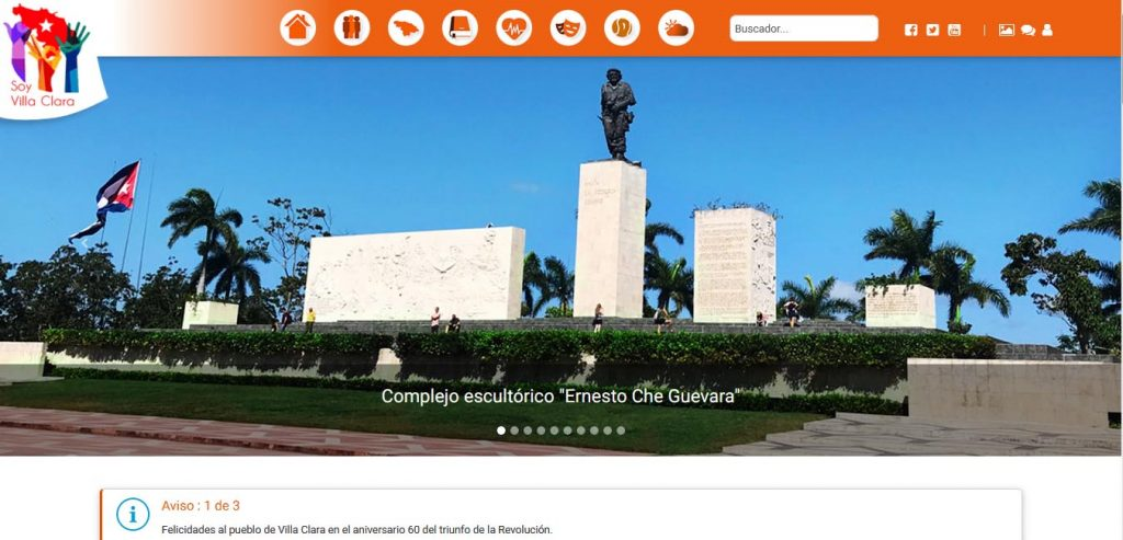 Portal ciudadano en Villa Clara