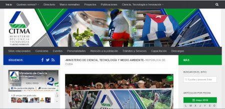 Ministerio de Ciencia, tecnología y medio ambiente - Revista Tino