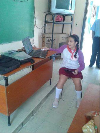 Las niñas en las TIC Laura González - #RevistaTino