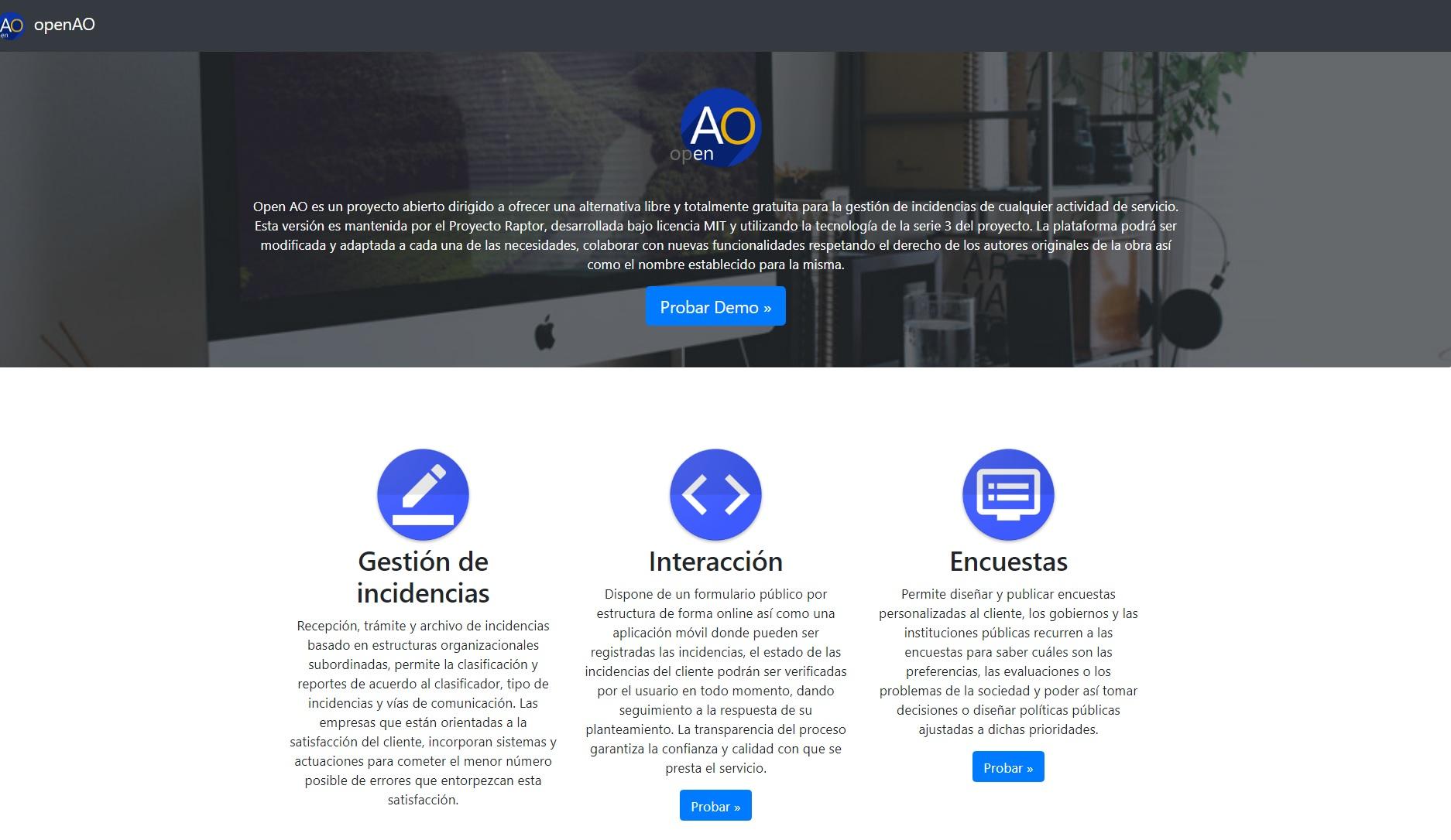 Open AO - Revista Tino
