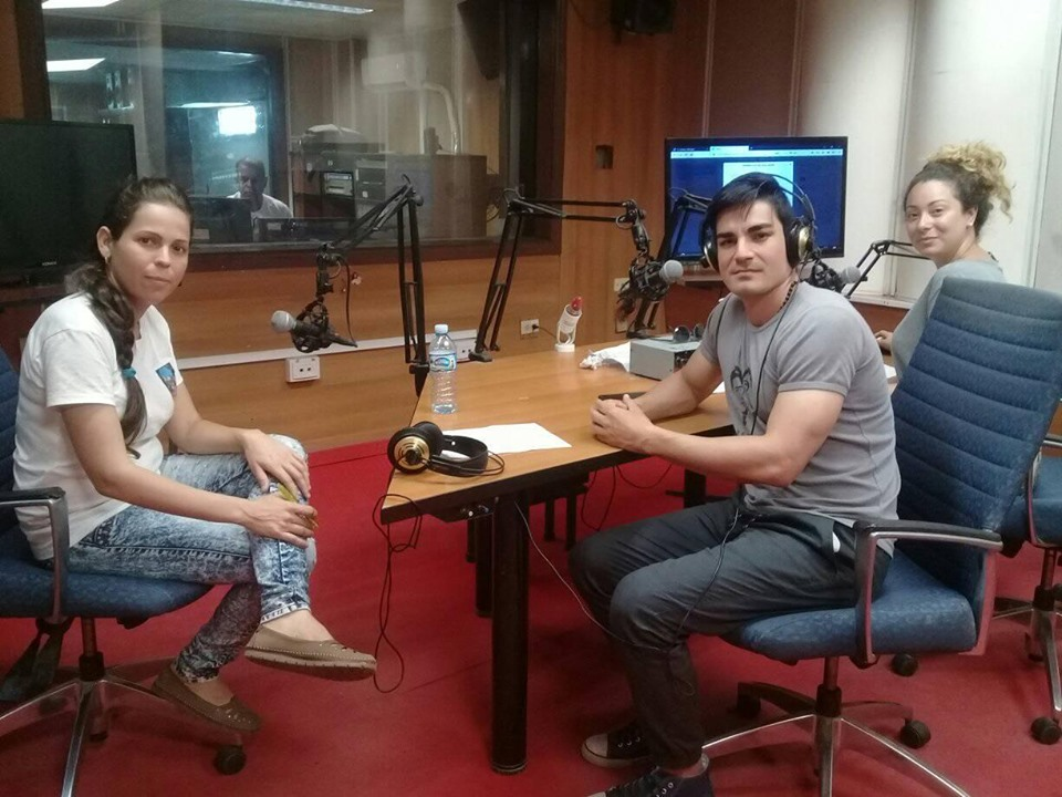 Figura 4. Desde Visión en Radio Rebelde promoción de las actividades del verano 2019.  -  #revistaTino