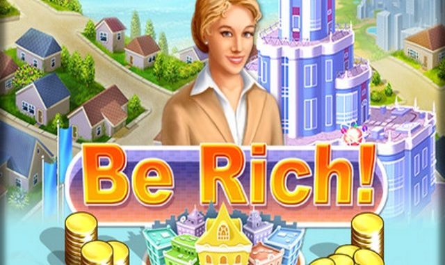 Be rich - #revistaTino