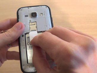 Tarjeta SD en dispositivos móviles - #RevistaTino