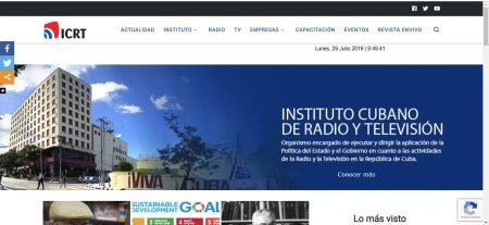 Instituto Cubano de Radio y Televisión - #RevistaTino