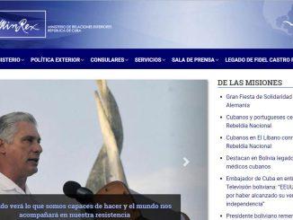Ministerio de Relaciones Exteriores - #RevistaTino