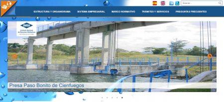 Instituto Nacional de Recusos Hidráulicos - #RevistaTino