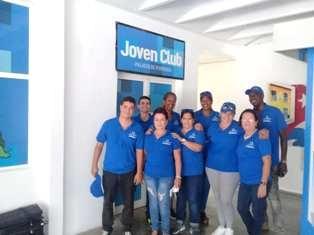 JC Generación digital para contribuir a informatizar la sociedad. La Habana - #RevistaTino