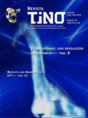 Portada Número 70 - #RevistaTino