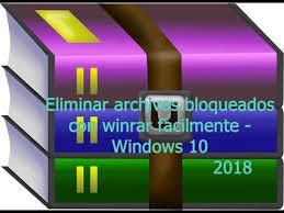 WinRAR para eliminar archivos vacíos - #RevistaTino