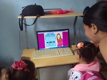 Fig. 3. Los niños disfrutan y aprenden al mismo tiempo. - #RevistaTino
