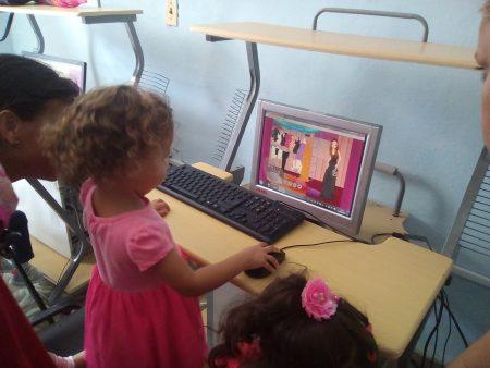 Fig. 2. El Programa les permite ser capaces de interactuar con la computadora. - #RevistaTino