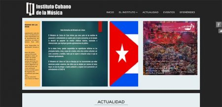 Instituto cubano de la música - #RevistaTino