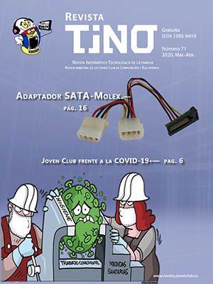 Revista Tino Número 71 - #RevistaTino