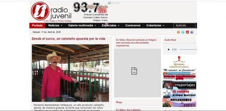CMKD Radio Juvenil