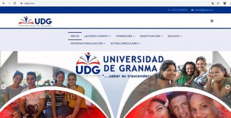 Unversidad de Granma (UDG) - #RevistaTino